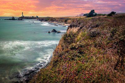 Pigeon Point Lighthouse Hostel Pescadero Northern California