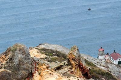 Point Reyes National Seashore Lighthouse