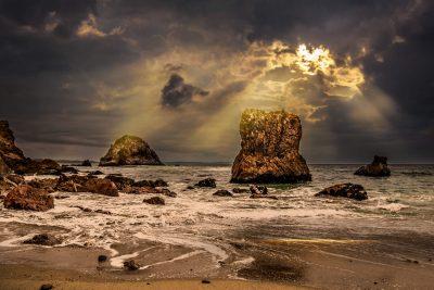 Point Reyes National Seashore Elephant Rock